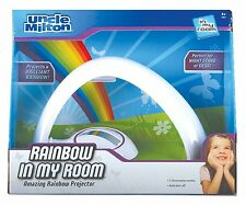 Night Light Projector Rainbow In My Room Kids Lamp LED Colorful Decor New