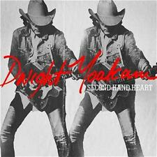 DWIGHT YOAKAM Second Hand Heart (Cardboard Digipak) CD NEW