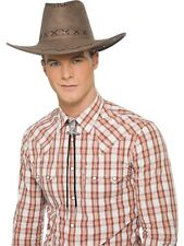 Stivali da cowboy Stringa Tie-Cowboy & Indiani Western Collana-Unisex Costume