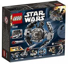 Lego Star Wars Tie Advanced Prototype mezclado Movible Wings & Doble misiles