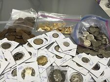 LARGE LOT 100 GEM PROOF US COINS $17.50 FACE+DCAM+STATE+SILVER+1950+NO CENTS#%33