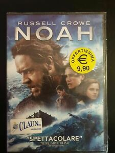 NOAH - (2014) Russell Crowe DVD NUOVO