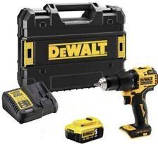 DeWalt DCD709P1T XR Brushless Combi Drill 18v 1 x 5.0Ah Li-Ion
