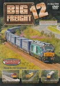 Big Freight 12 - 2014 UK PAL Reg 0 DVD - UK railways - Free UK P&P