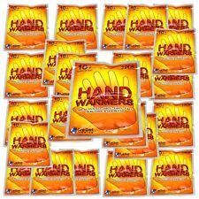 48 Pc (24 sets of 2) Bulk Lot Hand Warmers Glove Toe Foot Pocket EXP Sep, 2021