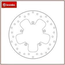 DISCO FRENO POSTERIORE BREMBO ORO FISSO MALAGUTI 250 PASSWORD 2005