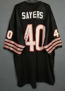 MEN CHICAGO BEARS 1965 GALE SAYERS 40 NFL FOOTBALL SHIRT JERSEY SIZE 3XL XXXL 60