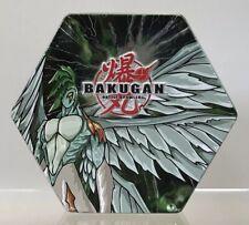 Bakugan New Vestroia Bakubronze Series Green Ventus Ingram Bakutin Tin Trays