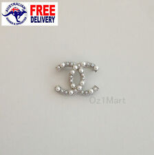 NEW Fashion BROOCH Silver Pearls Elegant Casual Office Pin Gifts