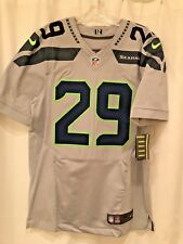 Earl Thomas on Field Seattle Seahawks Nike Football Jersey DS Sz. 40 73d7edff1