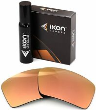 Polarized IKON Replacement Lenses For Von Zipper Snark - Rose Gold