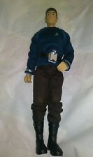 Star Trek - (COMMAND COLLECTION) Spock, 12 IN DOLL, Playmates, 2009