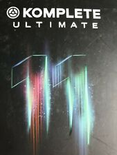 Native instruments Komplete Ultimate 11 UPDATE