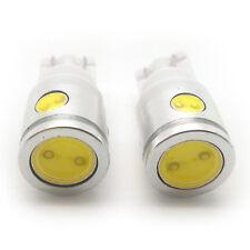 2x Amber 3 LED Side Light W5W T10 501 Fits Seat Ibiza Leon Toledo AMSL1011A