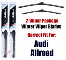 WINTER Wipers 2-pack fits 2013+ Audi Allroad 35240/200