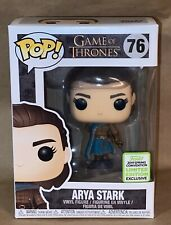 Funko Pop Game of Thrones #76 Arya Stark 2019 Spring Convention