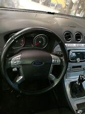 Ford S Max Leder Lenkrad Multifunktion ohne Airbag