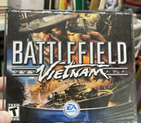 Battlefield Vietnam - PC 3 CD Computer Video Game EA Games used