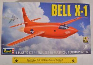 Revell - 1/32 - BELL X-1 - Rocket Plane - Model Kit - Chuck Yeager