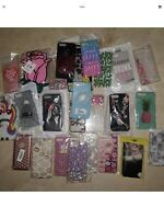 Bulk lot wholesale Assortment of iPhone 5, 6,6plus, 7, 7+ and 8 Cases 50 Pieces