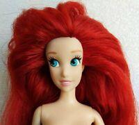 Disney  Princess the Little Mermaid  Ariel Doll Barbie Beautiful Hair