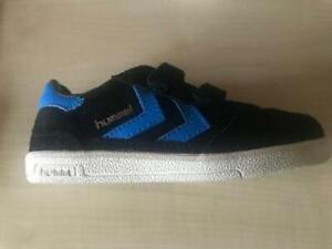 Hummel Victory low kids trainers