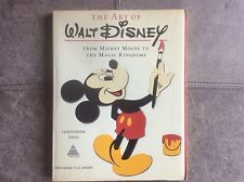 The Art of Walt Disney by Christopher Finch, used