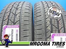 2 NEW 235/65/18 NEXEN ROADIAN  HTX RH5 TIRES FREE INSTALLATION RO-HTX 2356518