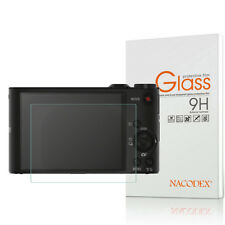 Nacodex For Sony H90 WX150 WX300 WX350 Tempered Glass Screen Protector