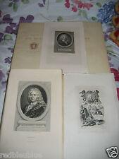 LE SAGE Histoire de Gil Blas 1879 Jouaust Eaux fortes Los RIOS Sur Hollande+Grav