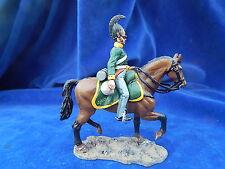 DELPRADO - SOLDAT PLOMB / Lead soldier - RUSSE - DRAGON - 1813