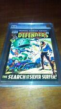 DEFENDERS 2 CGC 9.4 WHITE pgs. Silver Surfer Hulk Dr. Strange Sub-mariner