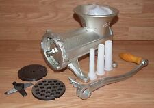Buffalo Tools (MHG32) Sportsman Series 5 lbs. Hand Operated Meat Grinder *READ*
