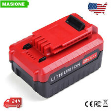 20V 4.0Ah Max Lithium Battery for Porter Cable PCC680L PCC685L Power Tool