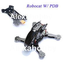 Robocat 270 Carbon Fiber Quadcopter Frame Kit W/ PDB Power Distribution Board