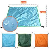 Camping Tarp Shelter Hammock Rain Fly Instant Tent Rainfly Lightweight