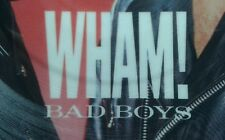 Wham, Bad Boys - Picture Disc