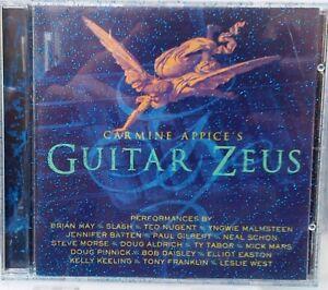 Carmine Appice - Carmine Appice's Guitar Zeus (CD 1995) + 2 European Bonus