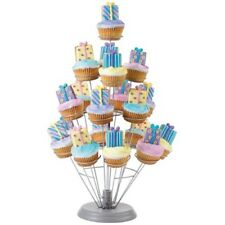 Wilton Cupcake Flair Dessert Stand / Tower, 19 Count Party Stand