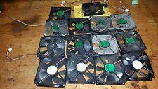 14 pcs 24V 80mm 25mm cooling Fan 24V 3 pin panaflo fbk-09a24m NMB 3610ml-05w-b49