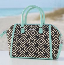 Trapezoid Satchel by Buxton Mint Bag Handbag Purse NEW NWT