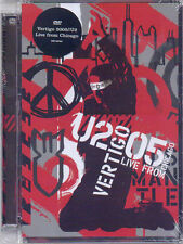 U2. Vertigo. Live fron Chicago (2005) DVD NUOVO SIGILLATO, Sunday Bloody Sunday
