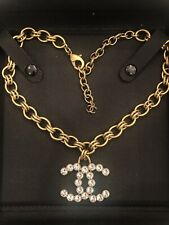 Chanel Crystal Necklace Large 2020 Collection NWT