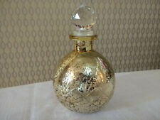 Vintage Empty Glass Perfume Scent Bottle