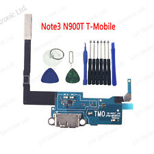 OEM Charging Charger Port MIC Flex Cable For Samsung Galaxy Note3 N900T T-Mobile