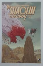 SDCC Comic Con 2018 Handout Dark Horse Comics THE SHAOLIN COWBOY poster DARROW