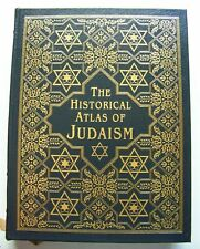 The Historical Atlas of Judaism, EASTON PRESS
