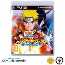 Naruto Shippuden: Ultimate Ninja Storm - Generations (PS3) **GREAT CONDITION!**