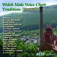 Treorchy Male Voice Choir - Welsh Male Voice Choir Tradition: Treorchy [CD]