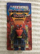 HORDE MANTENNA MOTU VINTAGE MASTERS OF THE UNIVERSE MOC HE-MAN